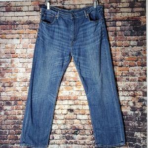 Levi's 505 Blue Jeans size W40 L32